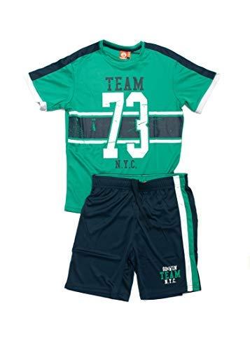 ALPHADVENTURE Go&Win Conjunto Deportivo Nitro Jr Niño Verde 16 años