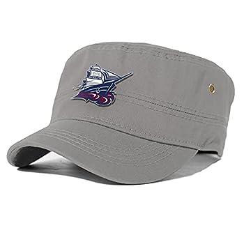Suny Maritime College Logo Flat Top Cap Flat Top Baseball Cap Men s Flat Top Hat Ladies Flat Top Hat Gray