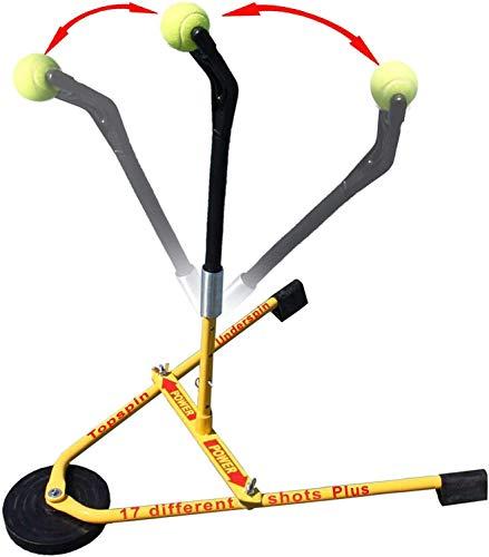 Billie Jean King's Eye Coach Modello Professionale: Il Tuo Modo più Veloce per Migliorare Il Tennis Giallo, Nero
