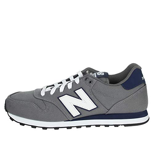 New Balance 500 u, Sneaker Uomo, Grigio (Grey Tsf), 40 EU