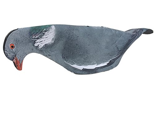 Pigeon aimant avec 2 x hypa pro pigeon decoys Rotary machine Decoying shooting