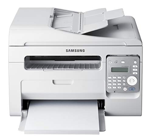 Find Bargain Samsung SCX-3405FW/XAC Wireless Monochrome Printer with Scanner, Copier and Fax (Renewe...