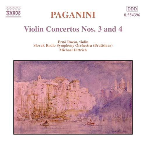 Violinkonzerte Nr.3+4