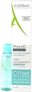 Aderma Phys-Ac Perfect Anti-Blemish Fluid 40ml + Free Micellar Water 25ml