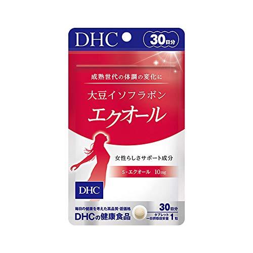 1位 DHC『大豆イソフラボン エクオール 30日分』