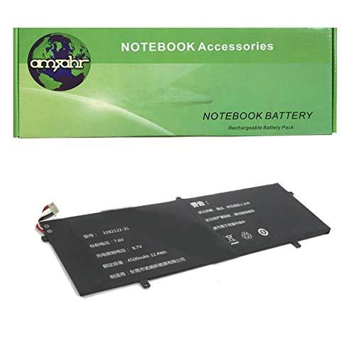 Amashr Ersatz-Laptop Akku für JMPR P313R, 3282122-2S, 3382122-2S, CLTD-3.487.265, HW-3487265, HW-3687265, P313R