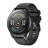 SANAG Smartwatch Uomo Fitness Watch Uomo Smartwatch Activity Tracker Fitness Tracker con Cardiofrequenzimetro e Monitoraggio del Sonno Full Touch Screen Impermeabile per Uomo