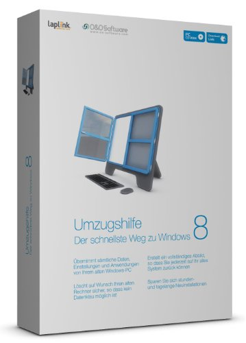 Windows 8 Umzugshilfe [import allemand]