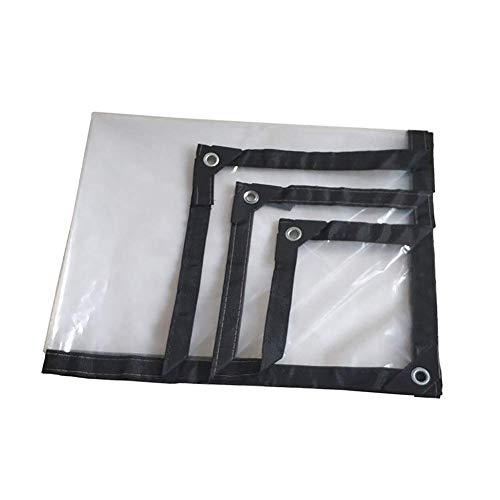 F-S-B Plastic dekzeil Transparant zeil regendicht verdikking isolatie zonnebrandcrème schaduw doek luifel outdoor zon kamer/balkon/raam