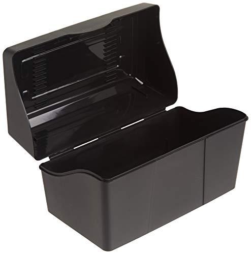 ADVANTUS 5 x 8 Index Card Holder, 300 Card Capacity, Black (45003)