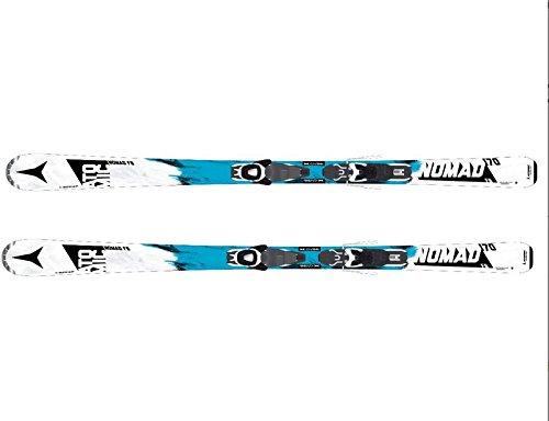 ATOMIC Skiset Nomad Fibre & E Lithium 10 Länge 163 cm