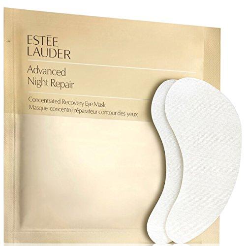 Estée Lauder notte avanzata riparazione recupero concentrato occhio maschera (confezione da 4)