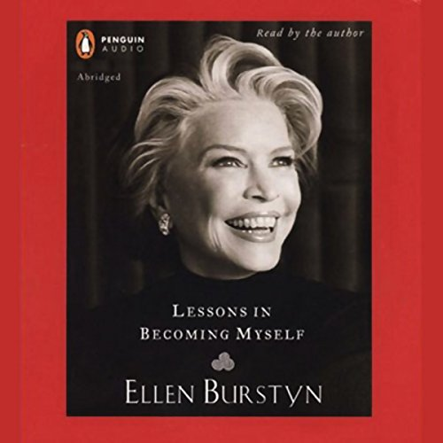 Lessons in Becoming Myself audiobook cover art