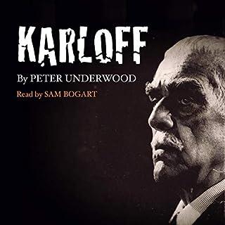 Karloff: The Life of Boris Karloff audiobook cover art