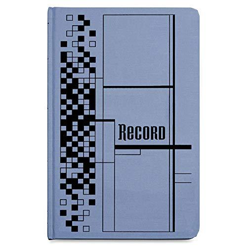 Adams Registro Ledger, 19 x 31 cm, azul, 500 páginas (ARB712CR5)