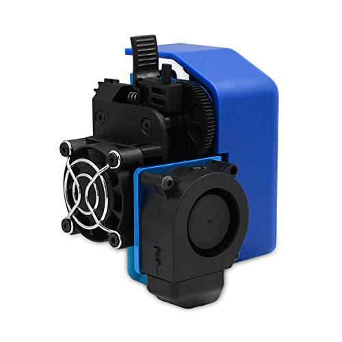 Aibecy Extrusora de artillería de una sola boquilla Extrusora de accionamiento directo de 1,75 mm compatible con filamento flexible compatible con la impresora 3D Genius