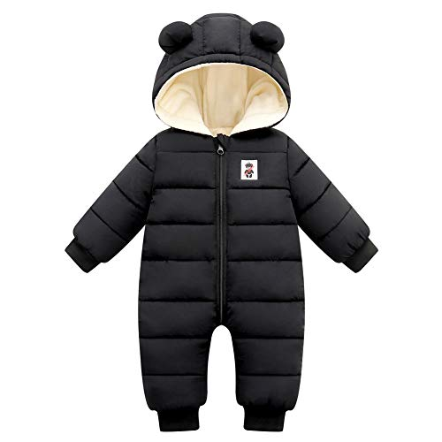 Hotaden Unisex Newborn Clothes 18-24 Months Snowsuit Winter Toddler Coat for Baby boy 2t Snow Suits for Babies boy Girl