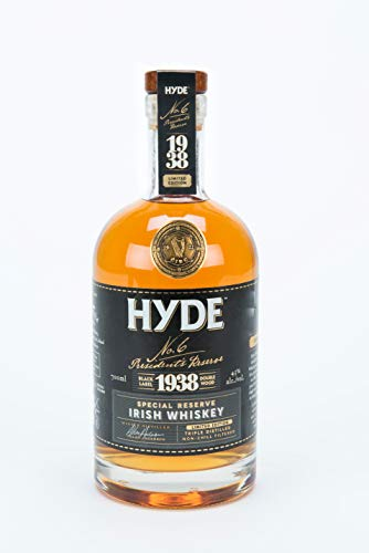 Hyde Number 6 President's Reserve Sherry Cask Gift Box, 70 cl