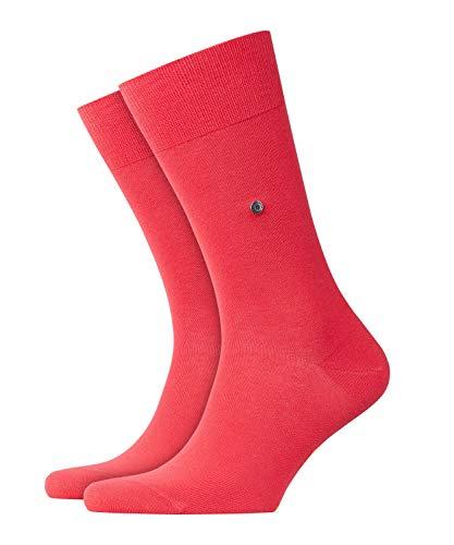 Burlington Herren Lord M SO Socken, Rot (Coral Red 8542), 40-46