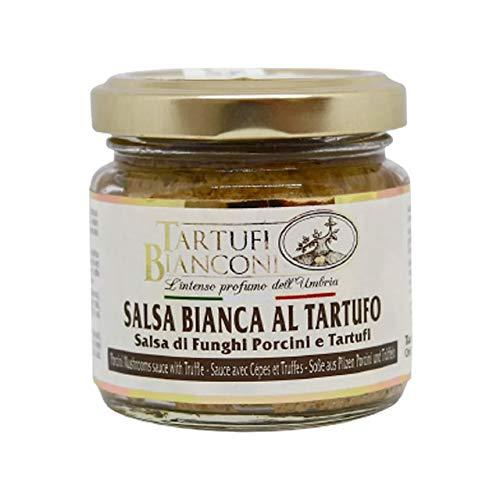 白トリュフ入りホワイトソース 80g salsa bianca al tartufo トリュフソース