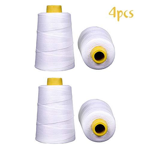 WENMWNaaigaren Polyester Threads spoel van draden sterk en duurzaam naaien threads voor het naaien polyester draad Kleding Naaibenodigdheden,s