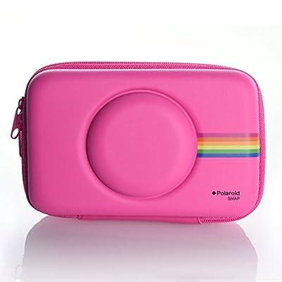 Zink Polaroid Eva Case for Polaroid Snap Instant Print Digital Camera (Pink) from Polaroid