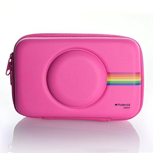 Polaroid Schutzhülle aus Silikon für Polaroid Snap & Snap Touch Instant-Print-Digitalkamera (Rosa)