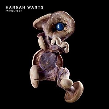 FABRICLIVE 89: Hannah Wants