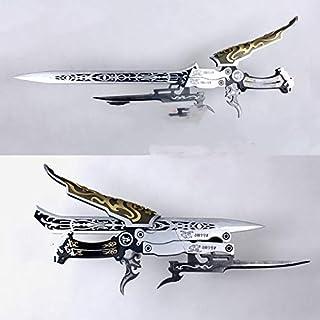 実物撮影 豪華版ファイナルファンタジーXIII FF13風 ライトニング リターンズ Lightning 銃風 コスプレ道具