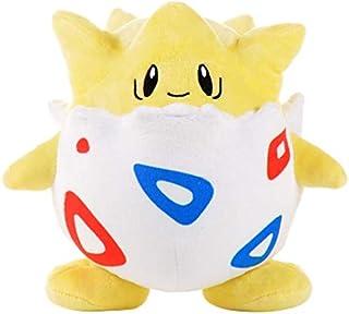 Kotee Plyschleksaker 20 cm Pokemon Togepi tecknad plyschdocka leksak söt Pokemon Togepi anime plyschdocka, mjuka fyllda do...