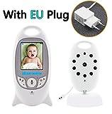 VB601 - Cámara de vigilancia inalámbrica para bebés (visión nocturna)