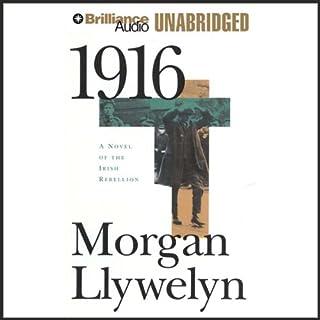 1916 audiobook cover art