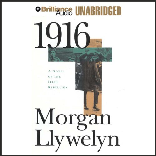 1916 audiobook cover art