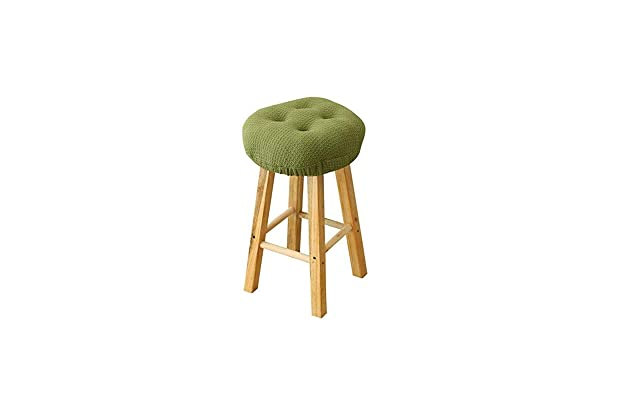 Swell Amazon Com Olywell 12 Round 31Cm Bar Stool Cover Machost Co Dining Chair Design Ideas Machostcouk