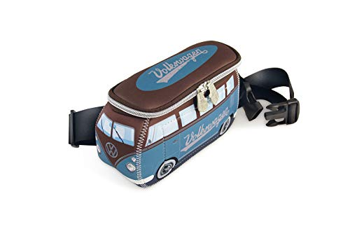 BRISA VW Collection Volkswagen T1 Bus Transporter 3D Neoprene Heupzak