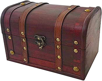 Best small wooden chests Reviews
