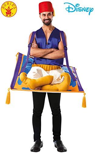 Rubie's Official Disney Aladdin vliegend tapijt kostuum, volwassenen een maat