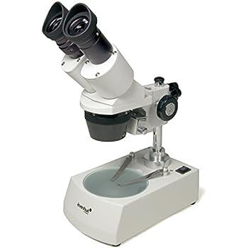 Microscopio Estereoscópico Levenhuk 3ST (20–40x)...