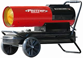 Protemp Pt-220t-sdr Silentdrive Kerosene/diesel Forced Air Torpedo Heater, 220000 Btu