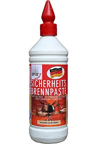 STYX Sicherheits-Brennpaste, 1.000ml Flasche