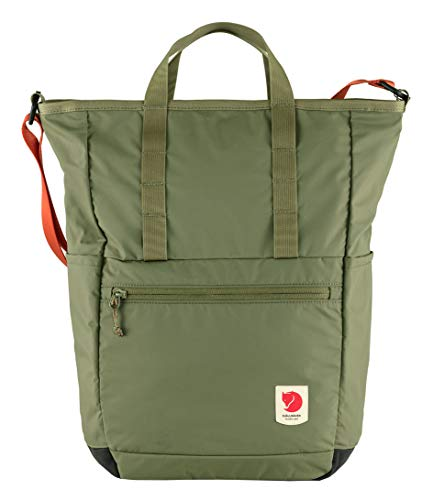 FJALLRAVEN High Coast Totepack Mochila, Adultos Unisex, Green (Verde), 23 l