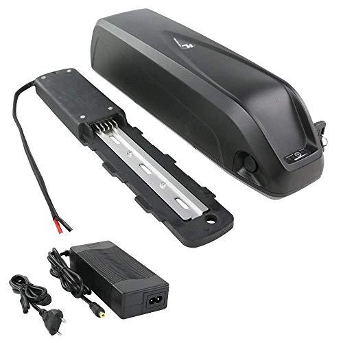 NLNL Batería de Bicicleta eléctrica 36V 14.5AH, batería d