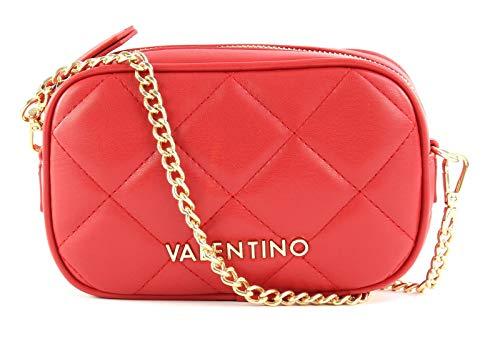 Valentino by Mario ValentinoOcarinaMujerBolsos bandoleraRojo (Rosso) 5x11x18 centimeters (B x H x T)