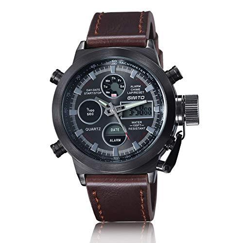 XHN Smart Watch, IP67 impermeable reloj de actividad para hombres y mujeres notificaciones inteligentes para iOS Android teléfono
