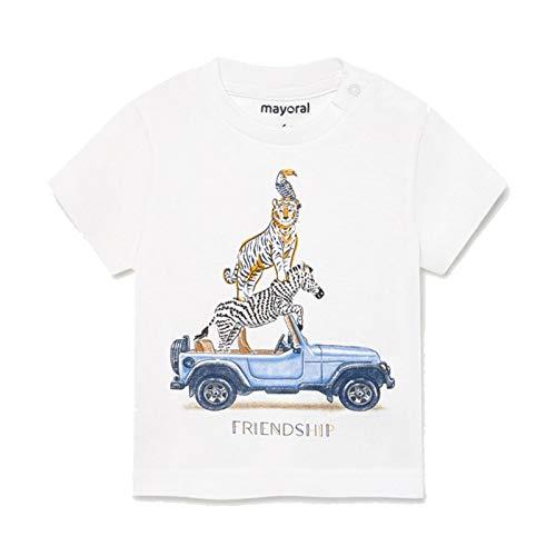 Mayoral Camiseta Manga Corta Friendship Bebe niño Modelo 1002