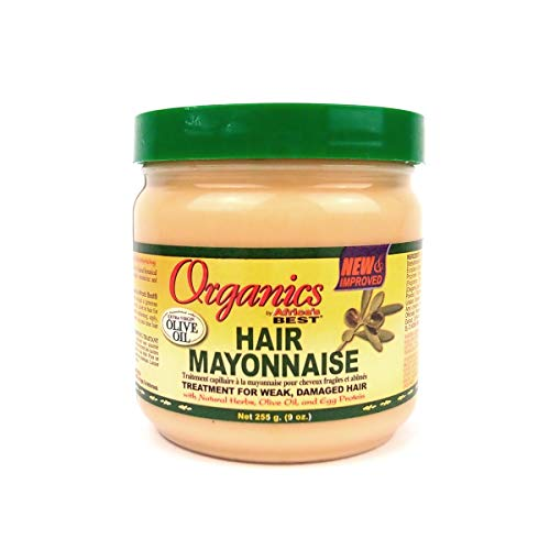 Organics By Africa's Best Mayonnaise pour cheveux 255 g