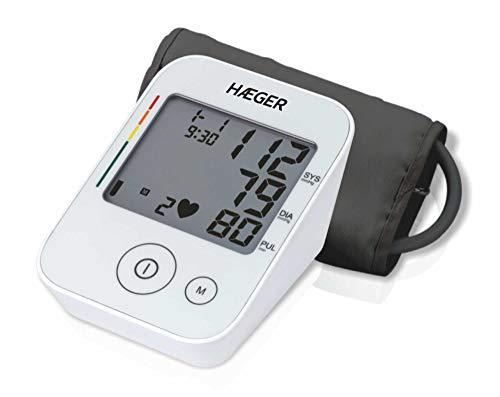 HAEGER DIGI HEART - Tensiómetro - circunferencia del brazal
