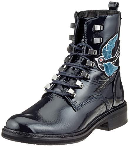 bugatti Damen 411570321700 Stiefeletten, Blau (Dark Blue 4100), 40 EU