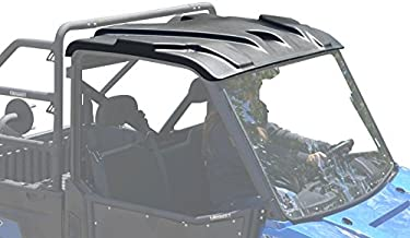 SuperATV Heavy Duty Plastic Roof for Polaris Ranger Full Size XP 570/900 / 1000/1000 Diesel - 2 Seater | Easy to install | This Ranger Roof Protects You and Passengers from Sun, Rain, and Debris!