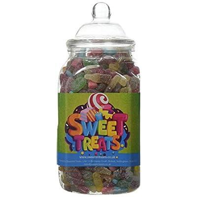 mr tubbys fizzy mix - sweets n treats green label - medium jar 700g(pack of 1) Mr Tubbys Fizzy Mix – Sweets n Treats Green Label – Medium Jar 700g(Pack of 1) 41Q6BL7jJFL